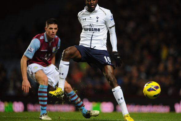 El Tottenham visitó al Aston Villa, que intentaba olvidar la goleada que...