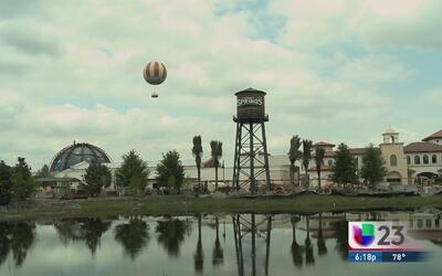 ¡A punto de abrir el nuevo Disney Springs!
