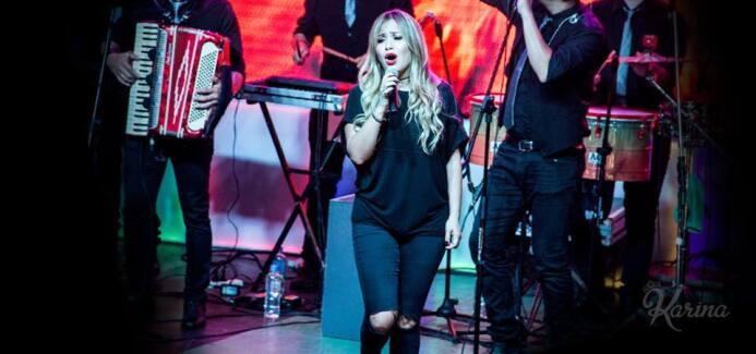 12. La música estará a cargo de Karina La Princesita, actual pareja de S...