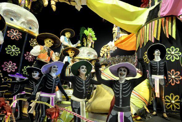 El Día de los Muertos es una tradición que data de hace más de tres mil...