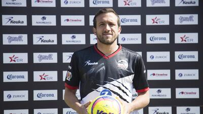 Jerónimo Amione, el goleador que se 'escaparía' de México para ir a la selección de Líbano
