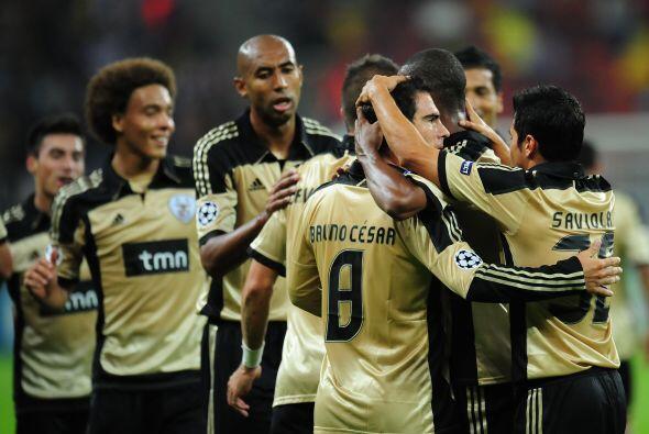 El único gol del partido lo anotó Bruno Zanaki, y decretó el 1 a 0 a fav...
