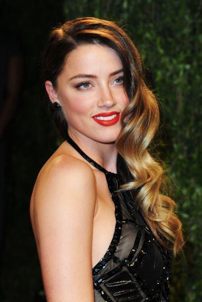 La belleza de Amber Heard ha dejado sin palabras a Johnny Depp. Mira aqu...