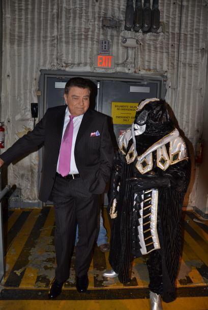 Don Francisco y el Chacal de la Trompeta han sido amigos desde hace much...