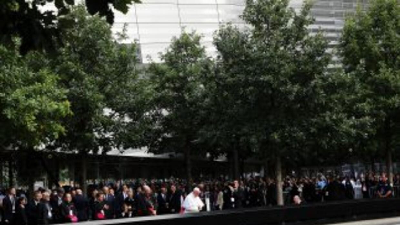 El Papa se encontrará hoy con estudiantes de una escuela en Harlem e8003...