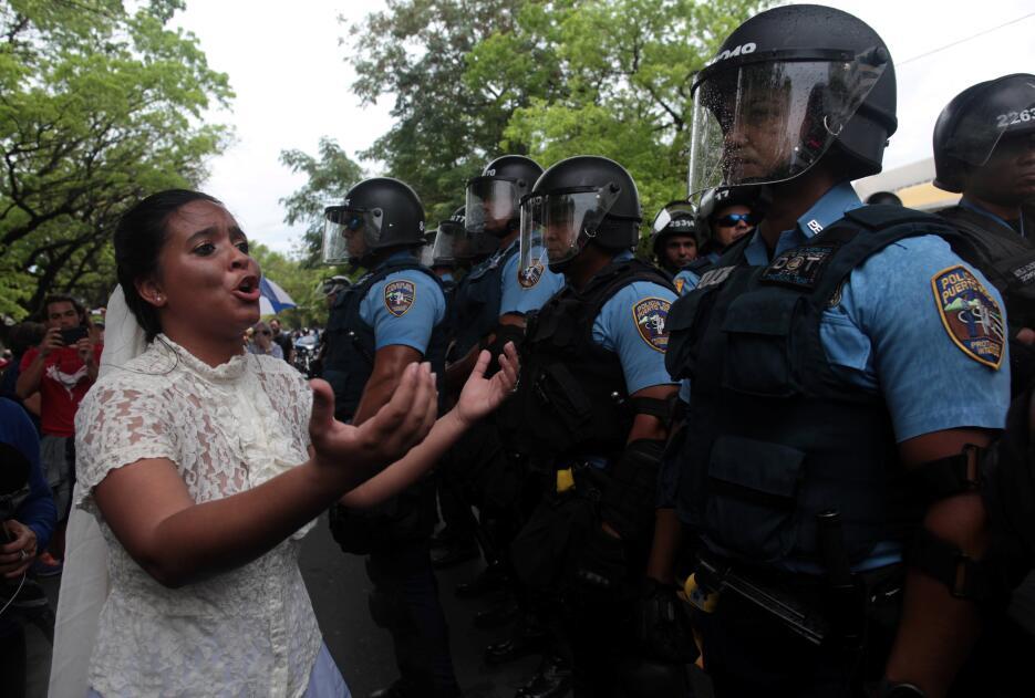 En fotos: Así protestó Puerto Rico en contra de las medias de austeridad...