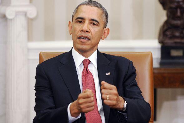 4. Barack Obama El presidente de EEUU no es una estrella de Hollywood, p...