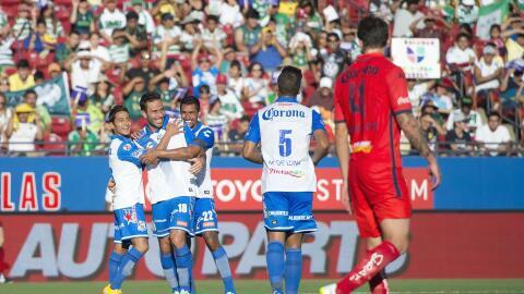 La 'Franja' se llevó la Super Copa MX