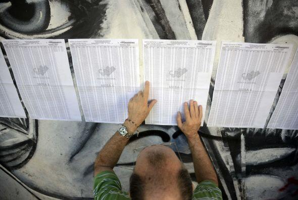 Los centros de votación abrieron a las 06:00 hora local (10:30 GMT).