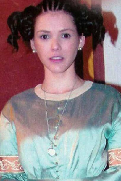 """""""Amor Real"""" fue de las primeras telenovelas que hizo Kika Édgar."""