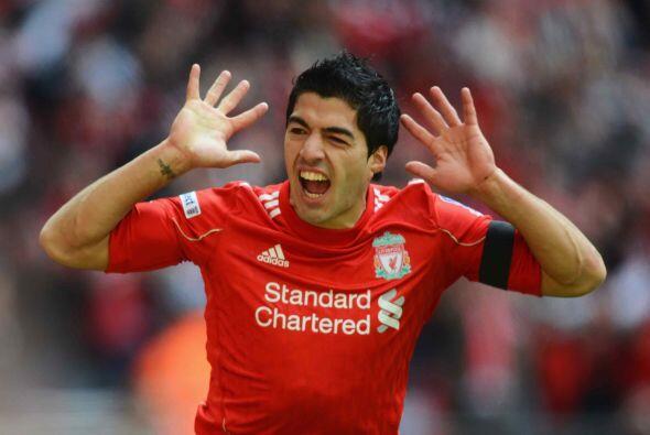 El 'Conejito' uruguayo puso el 1-1 y Liverpool tomó confianza en busca d...