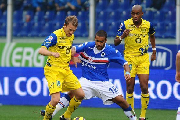 Sampdoria demostró que no deja de extrañar a Antonio Cassano en su duelo...