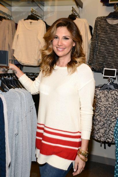 """""""También tengo mi colección de ropa, con la que celebré mi décimo aniver..."""