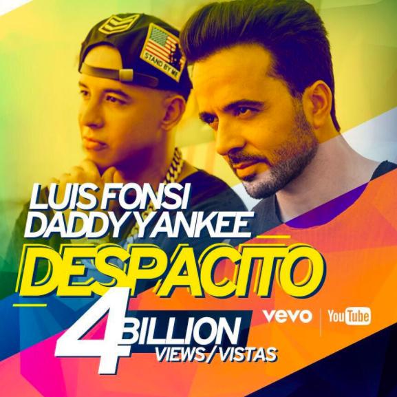 Luis Fonsi, Daddy Yankee y Justin Bieber están nominados con el tema &#3...