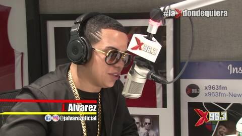 J Alvarez viene con nuevo mixtape exclusivo en su app