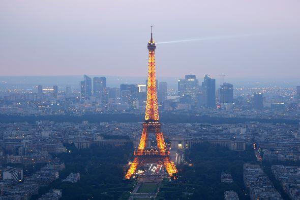 2. Paris, Francia