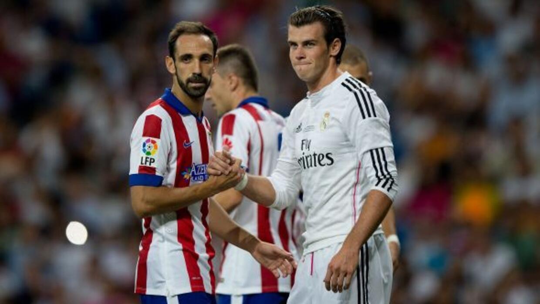 Merengues y Colchoneros igualaron 1-1 en la Supercopa de España.