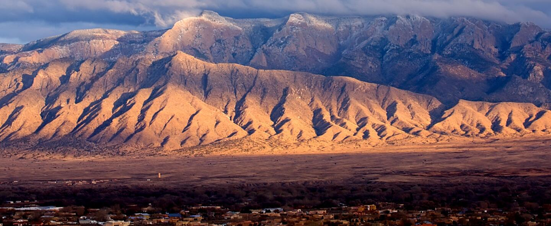 Albuquerque Brightspot Skyline Header