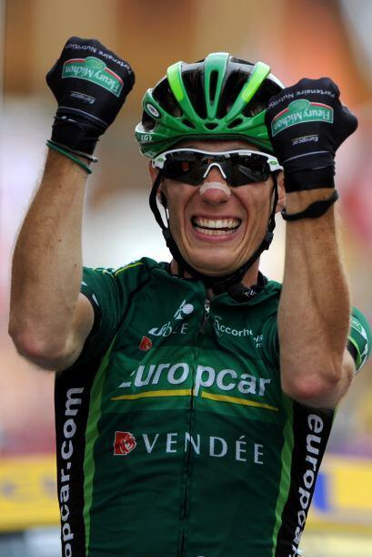 El ganador de la antepenúltima etapa del Tour de Francia fue el francés...