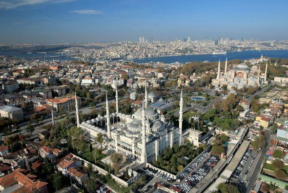 4. Turquía.- Estambul tiene un codiciado horizonte. Los precios de las v...