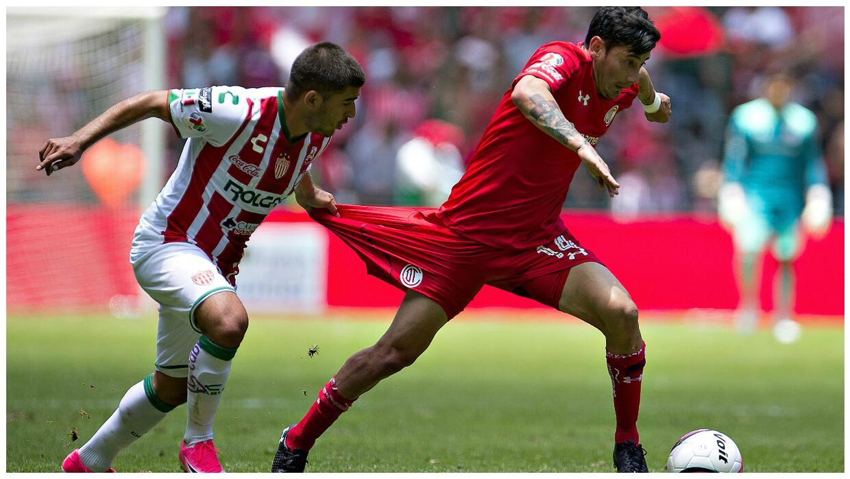 Sambueza fue de lo más peligroso del Toluca.