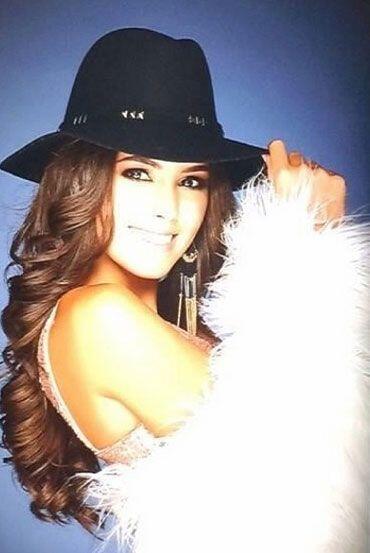 Desde que inició la competencia en Miss Universo, ella ya fungía como un...