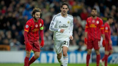 El Real Madrid enfrentará al Galatasaray por el Trofeo Santiago Bernabéu.