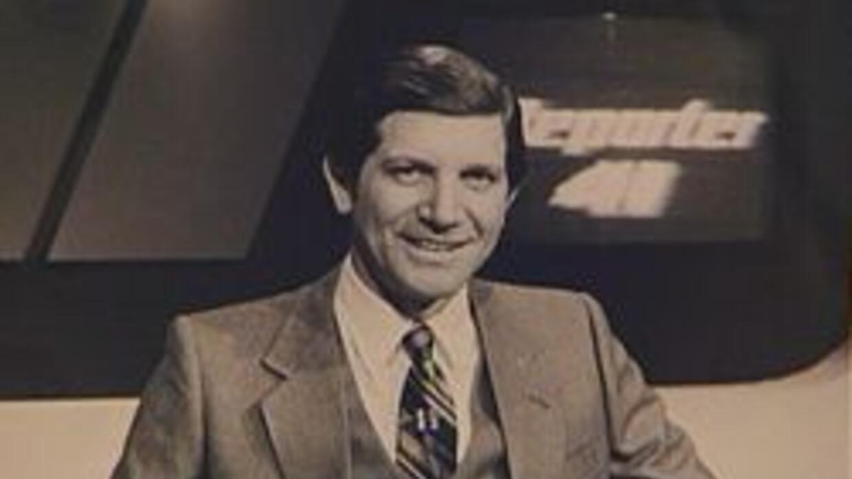 Rafael Pineda es el actual presentador de Noticias Univision 41