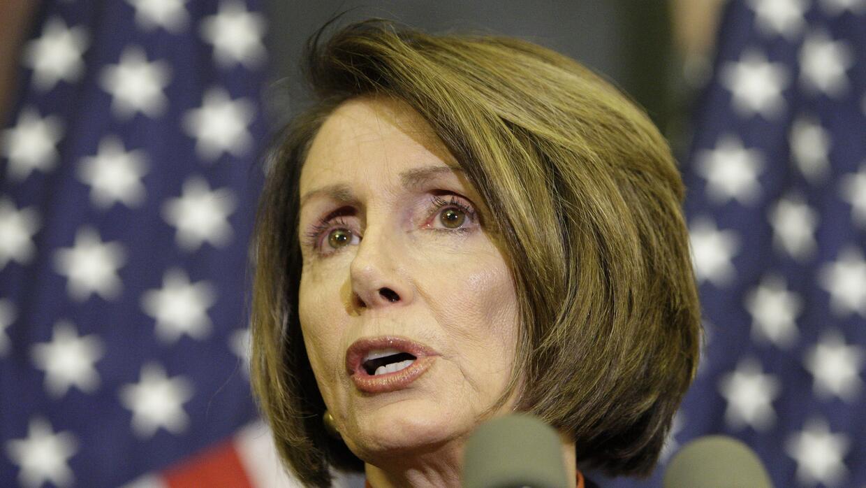 Nancy Pelosi tuvo que ceder en disposiciones sobre el aborto para que el...