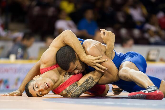 El venezolano Wuileixis Rivas mostró el miércoles una amplia superiorida...