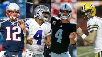 Top 10 Figuras de la Semana 8 en la NFL