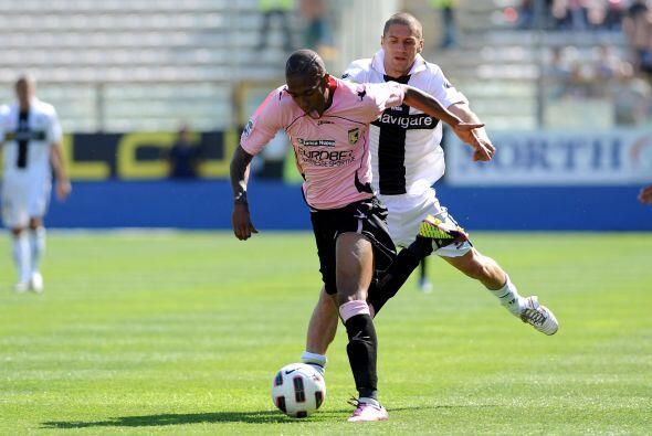 En otro interesante enfrentamiento, Parma la hizo los honores al Palermo.