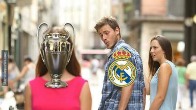 El Madrid fue superior a los millones del PSG y los memes lo recordaron con diversión