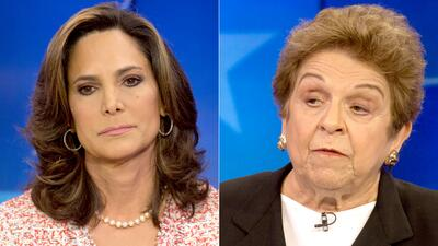 María Elvira Salazar señala a Donna Shalala de invitar a Florida a congresista defensora de Fidel Castro