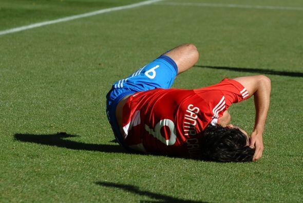 Aunque las resientes lesiones de Roque son de corta recuperación en el 2...
