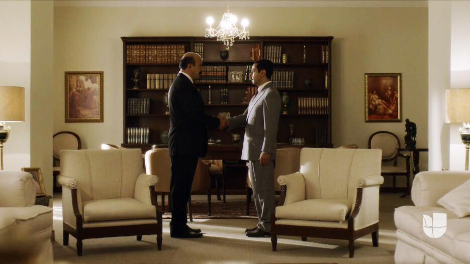 'Don Sol': La manipulación y ambición en persona