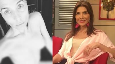 """Lorena Meritano otra vez tiene """"bolitas"""" en los senos pero, aunque tiene miedo, no pierde la fe"""