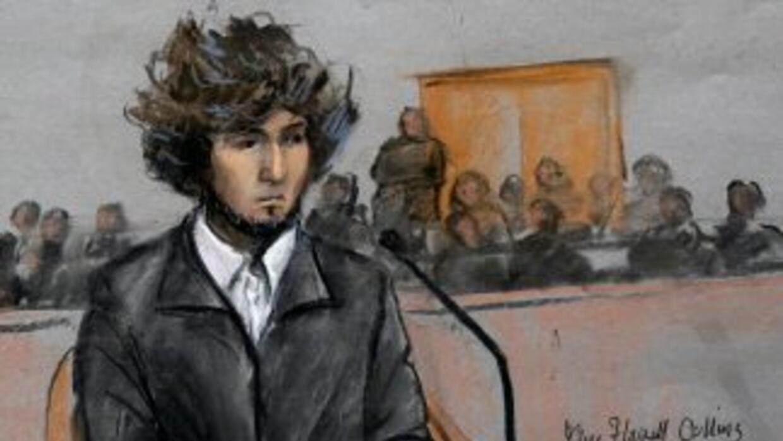 Reaparece Dzhokhar Tsarnaev