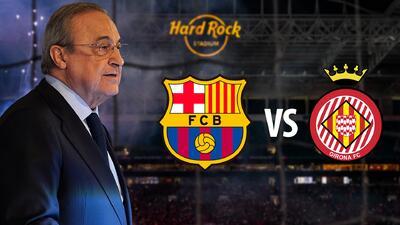 Real Madrid rechaza el Barcelona vs. Girona en Miami mediante una carta a la RFEF