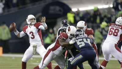 Cardinals 39-32 Seahawks: Arizona vuela a lo más alto del Oeste en la NF...