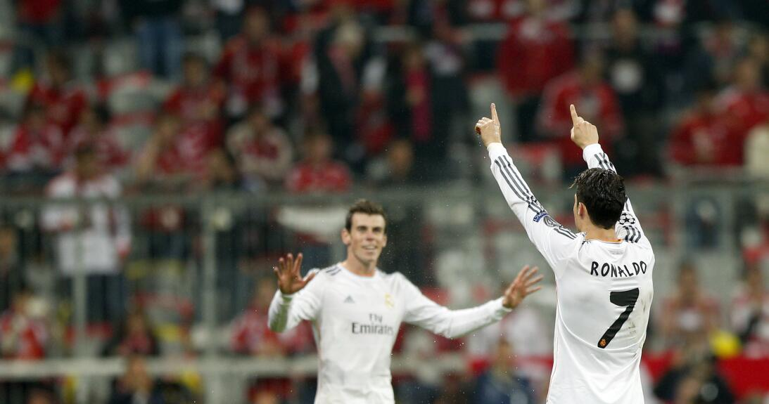 Aquel Madrid que conquistó tierras bávaras rumbo a 'la décima' AP_210681...