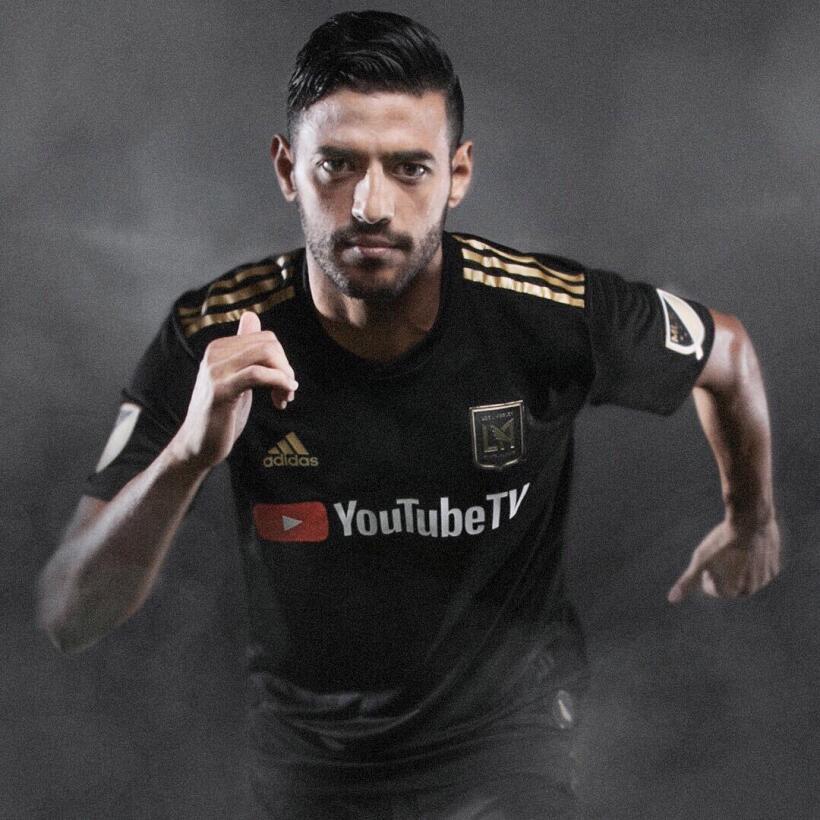 El mexicano debutará con Los ángeles FC ante el Seattle Sounders.