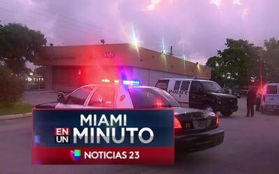 'Miami en un Minuto': encuentran a un hombre muerto tendido sobre el pav...
