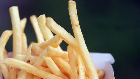 Disminuir el consumo de papas fritas reduce el riesgo de muerte, según e...