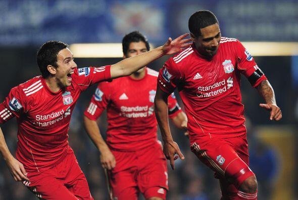 Los 'Reds' sentían que el triunfo estaba en sus manos.