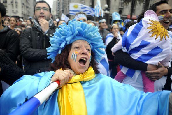 El Grupo C lo encabeza Uruguay y lo acompañan Chile, México y Perú.