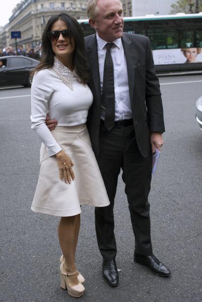 Hoy, la actriz originaria de Coatzacoalcos, está casada con el magnate f...