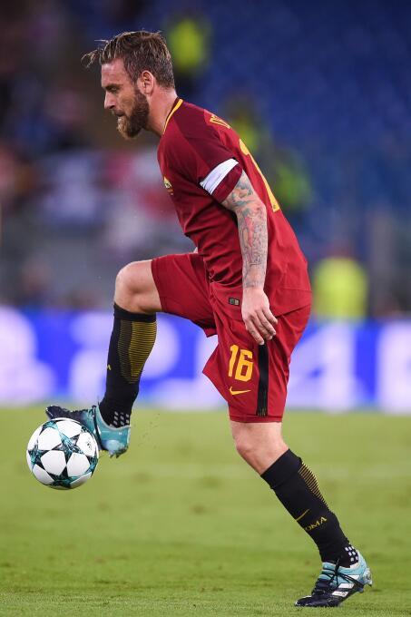Suplente: Daniele De Rossi (A.S. Roma)