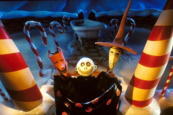 2. El maravilloso mundo de Jack  La Navidad está cerca, pero antes está...