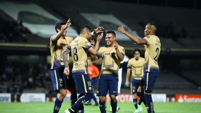 Pumas 4-1 Olimpia: En Libertadores Pumas sí ruge, golea a Olimpia y avanza a octavos